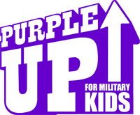 Purple Up icon