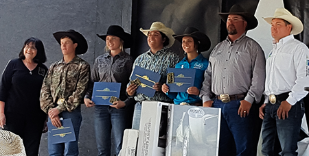 2016 Rodeo Scholarship Winners